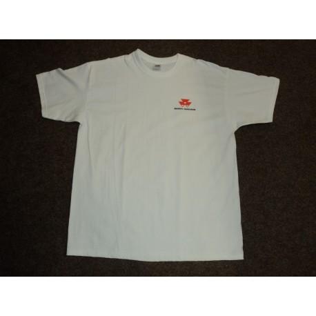 Tričko bílé pánské