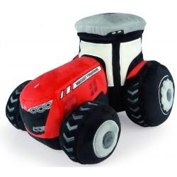 Plyšový traktor MF 8737