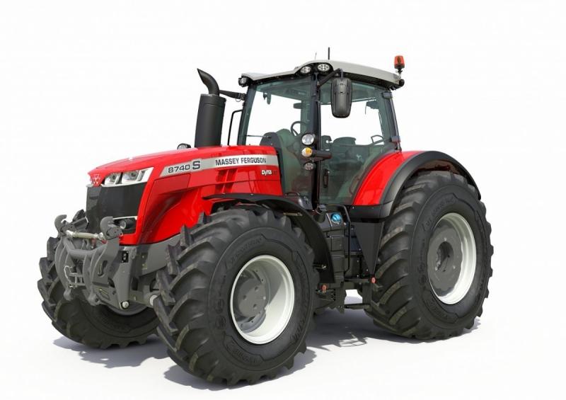 Traktory Massey Fergusson 8700 S