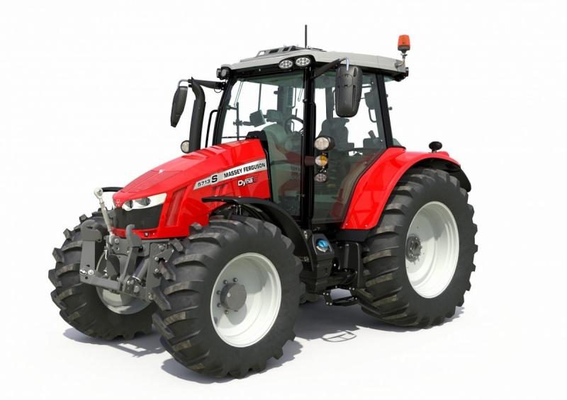 Traktory Massey Fergusson 5700 S