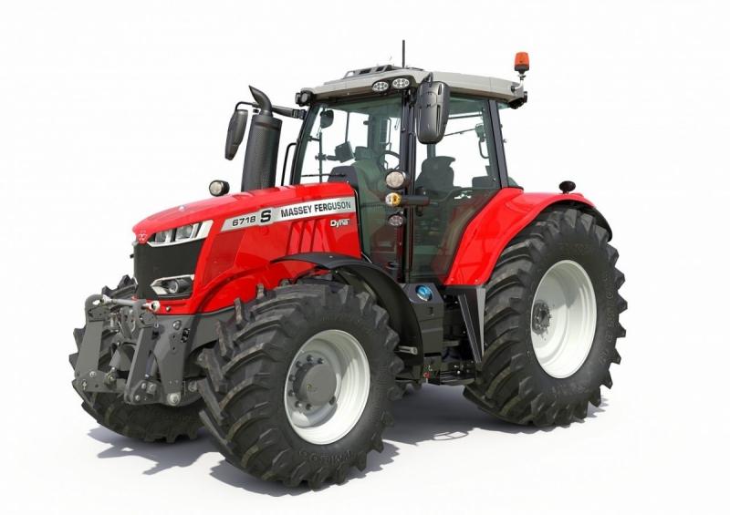 Traktory Massey Fergusson 6700 S