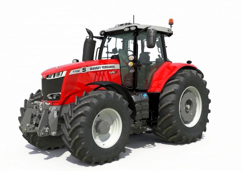 Traktory Massey Fergusson 7700 S