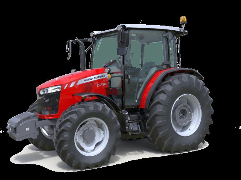 Traktory Massey Fergusson 5700