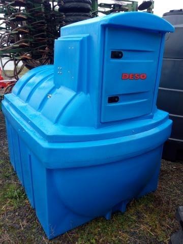 Nádrž na AdBlue - 2500 litrů